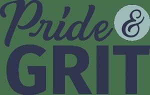 Pride & Grit Logo